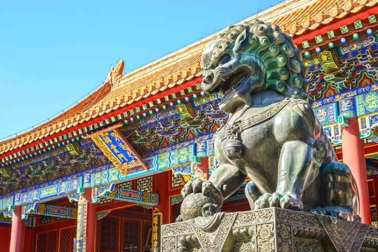 China - Metropolen & Natuurschatten